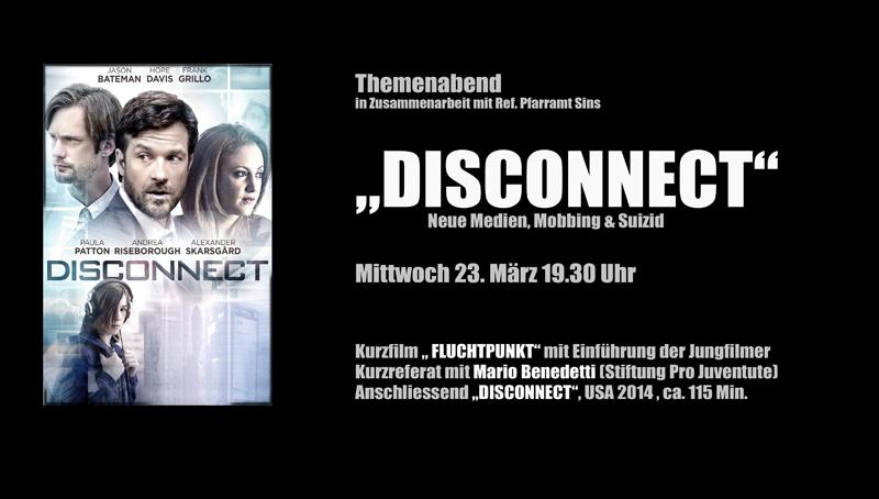 DisconnectNEU
