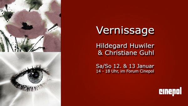 Ausstellung Von Hildegard Huwiler & Christiane Guhl