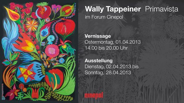 Ausstellung Von Wally Tappeiner