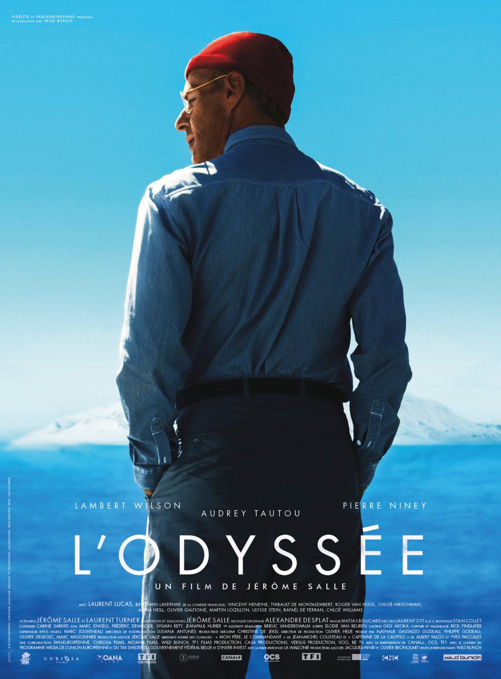 Poster L'odyssée