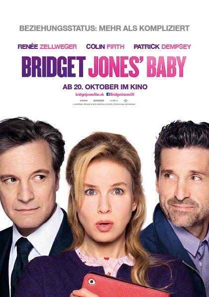 Poster Bridget Jones's Baby