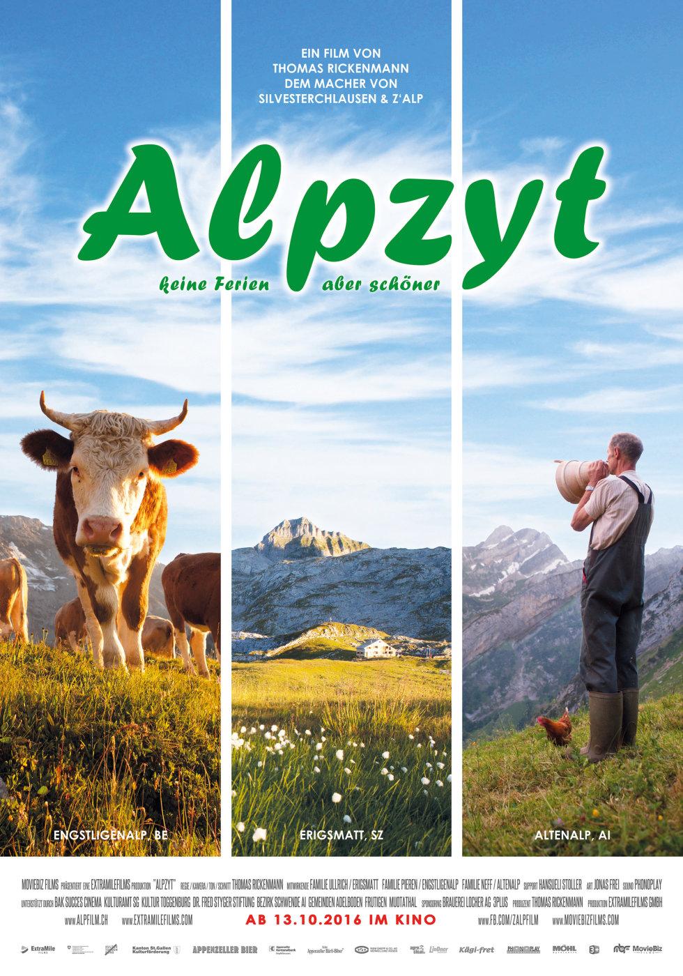 Poster Alpzyt