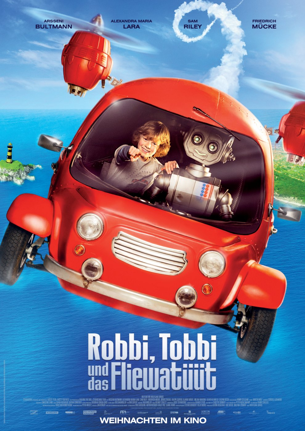 Poster Robbi, Tobbi und das Fliewatüüt