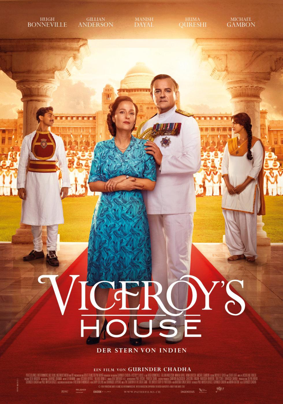 VICEROY'S HOUSE – DER STERN VON INDIEN