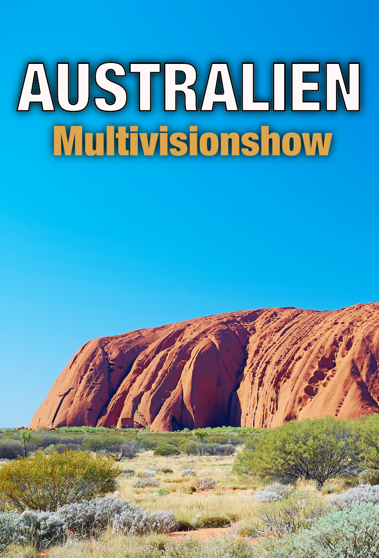 TONBILDSCHAU – Reise durch das Outback von Australien