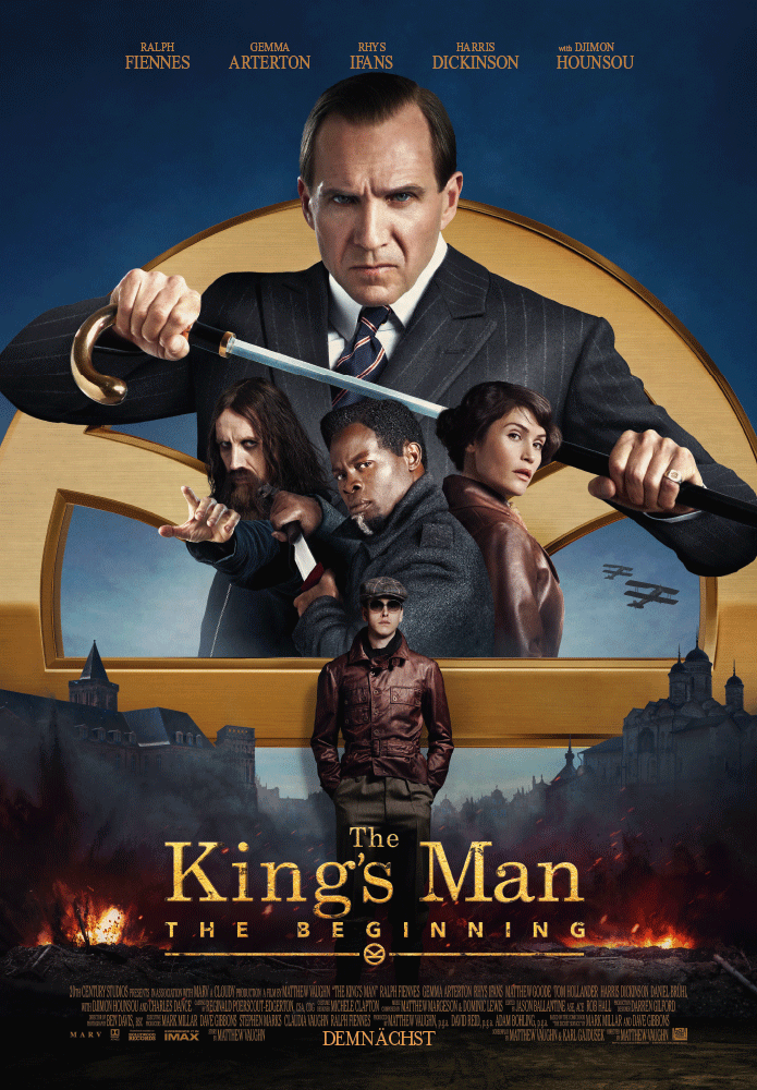 THE KING'S MAN : THE BEGINNING